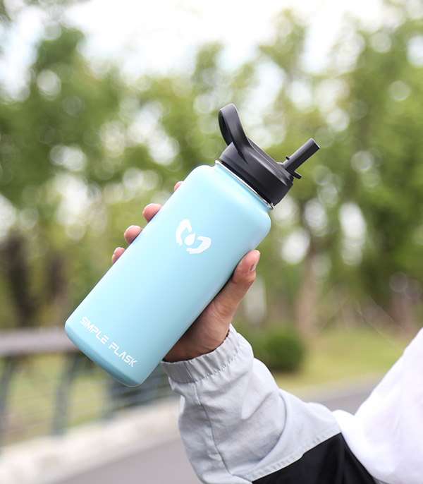 insulated reusable flask