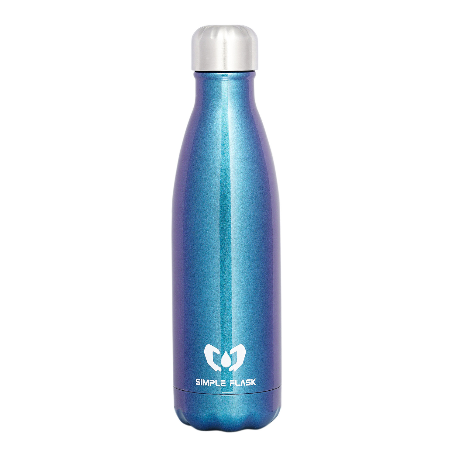 Simple Flask water bottle 17oz