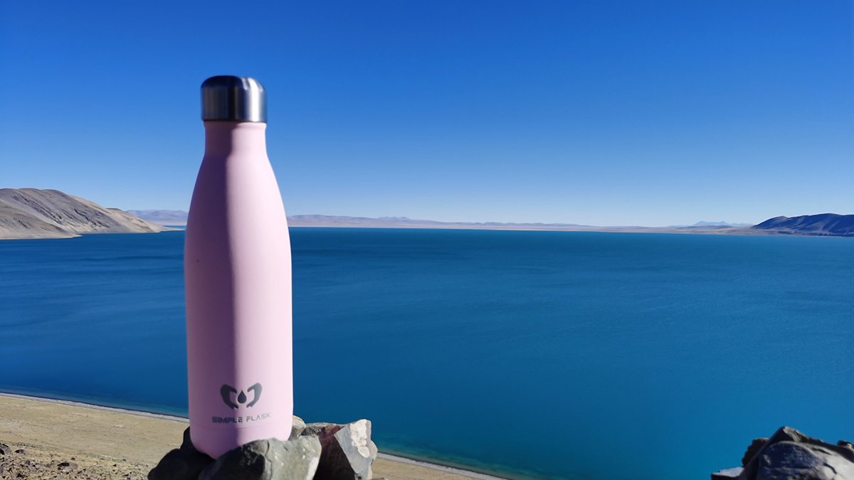 stay hydrated outdoor