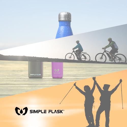 Simple Flask brand