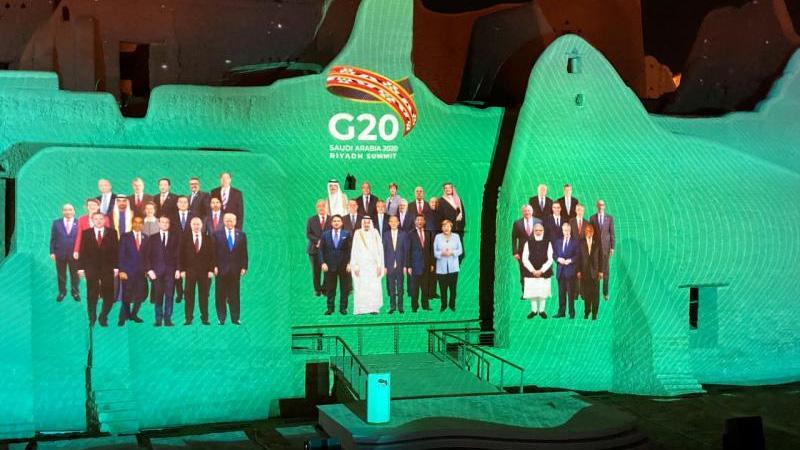 environmental protect topics of G20