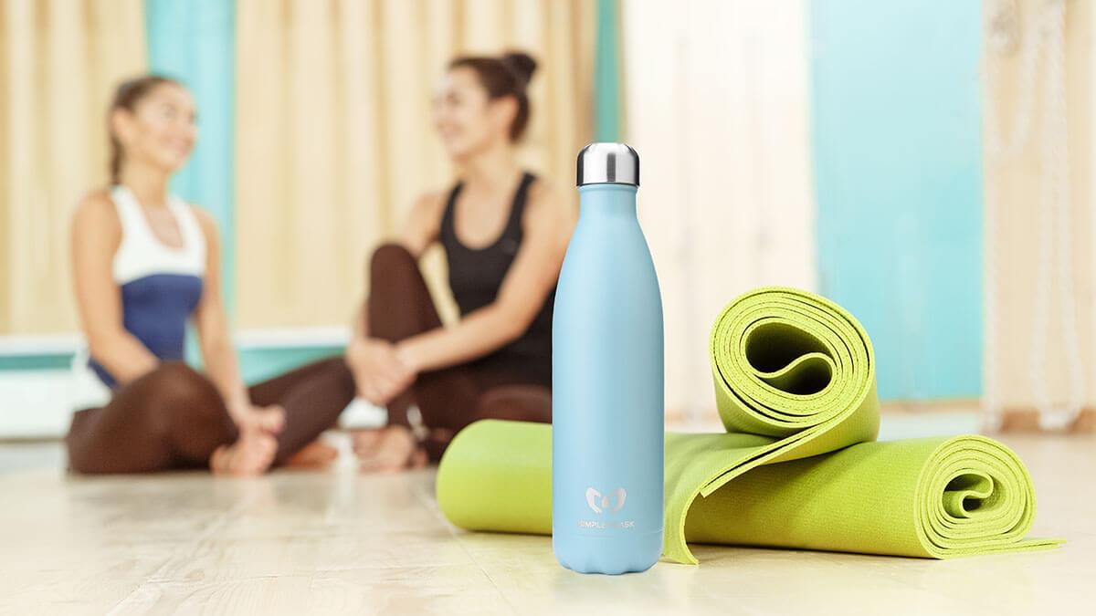 simple flask